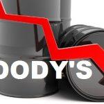Le prix du pétrole bas jusqu'en 2018, selon Moody's