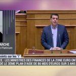 """Olivier Delamarche: """" Tsipras devrait être jugé pour haute trahison ! """""""