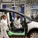 La production de véhicules au Portugal a baissé de 8,6 % en 2016
