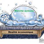 PER: La valorisation des indices est toujours autant déconnectée de l'économie réelle