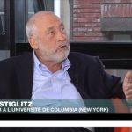 """Joseph Stiglitz : """"Les politiques qui ont mené à la crise dominent toujours"""""""