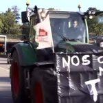 """Manif des agriculteurs: """" On est bien conscients qu'on s'est encore fait baiser par l'Etat ! """""""