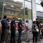Grèce: le taux de chômage est remonté à 25,2 % en juin