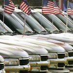 Etats-Unis: Les ventes de véhicules légers ont fléchi de 0,6 % au mois d'août