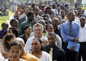 file-chômeurs-américains