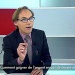 """Gilles Pouzin: """" Comment protéger son portefeuille en cas de baisse de la Bourse ? """""""