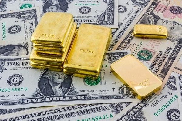 Le métal jaune profite d'un nouveau plongeon du dollar