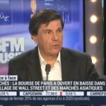 Jacques Sapir sur BFM Business le Mardi 29 septembre 2015
