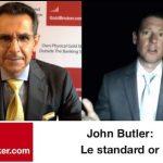 John Butler: Rouble adossé à l'or, La Chine et l'étalon or
