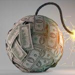 Philippe Herlin: Croissance nulle et expansion monétaire, le krach approche