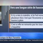 Marc Fiorentino: Si la FED ne remonte pas ses taux, ce sera le signe d'une économie américaine qui replonge ou d'une crise mondiale