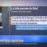 """Marc Fiorentino: Brésil: """" Le real s'est littéralement effondré ! """""""