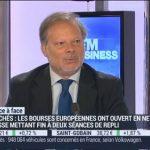 Philippe Béchade sur BFM Business le Mercredi 30 Septembre 2015