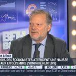 Philippe Béchade sur BFM Business le Mercredi 23 septembre 2015