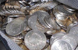 pièces-argent