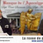 Pierre Jovanovic et Laurent Fendt: La revue de presse (Septembre 2015)