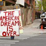 Le rêve américain est devenu un cauchemar. 38 points clés le prouvent !