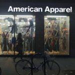 American Apparel: les magasins français ferment leurs portes
