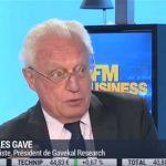 Charles Gave: La Banque Centrale américaine panique: nous sommes à la veille d'une récession