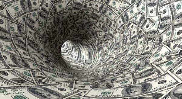 La dette américaine va doubler, et passer de 23 300 milliards $ à plus de 40 000 milliards $ d'ici 2025 !