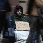 New York: la population de sans-abri est d'environ 60.000 personnes dont plus de 40 % d'enfants