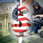 Adieu la classe moyenne ! 51 % des travailleurs américains gagnent moins de 30.000 dollars par an.