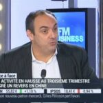 Olivier Delamarche sur BFM Business le Lundi 26 Octobre 2015