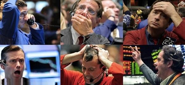 Les marchés boursiers tremblent car l
