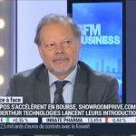 Philippe Béchade sur BFM Business le Mercredi 21 Octobre 2015