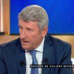 Philippe De Villiers: On est dans une société qui se voudrait multiculturelle autrement dit demain….islamique !