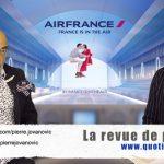 """Pierre Jovanovic et François Dimino: Revue de presse """"spéciale Air France"""""""