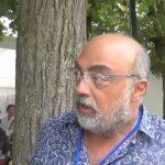 Pierre Jovanovic lors du Livre sur la Place de Nancy en septembre 2015