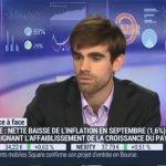 Pierre Sabatier sur BFM Business le Vendredi 15 octobre 2015