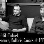 ThinkerView: Crédit Mutuel, Censure, Bolloré, Canal+ et TAFTA: Guerre contre le journalisme