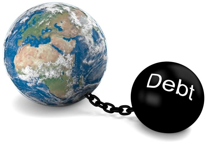 Nicolas Perrin: Dette mondiale: où en est-on ?