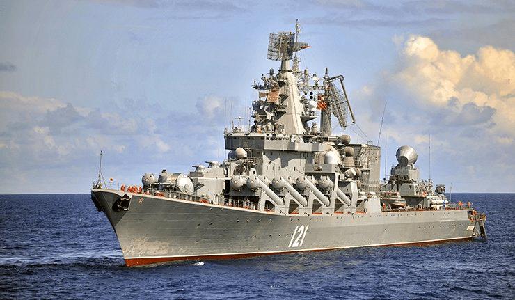 Croiseur Russe
