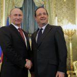Hollande n'a pas fait le poids devant Poutine !
