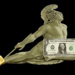 L'or est le talon d'Achille du dollar