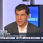 Jacques Sapir sur BFM Business le Mardi 24 Novembre 2015