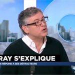 Michel Onfray s'explique. Il répond à ses détracteurs.
