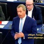 Nigel Farage: Nous vivons dans une Europe à la sauce Brejnev