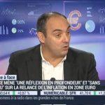 Olivier Delamarche sur BFM Business le Lundi 02 Novembre 2015