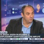 Olivier Delamarche sur BFM Business le Lundi 09 Novembre 2015