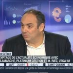 Olivier Delamarche sur BFM Business le Lundi 23 Novembre 2015