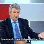 Philippe de Villiers: «Les journaux publient les sondages qui sont payés par les hommes politiques !»