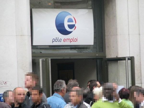 France: Le chômage est reparti à la hausse au mois de septembre 2019 !!
