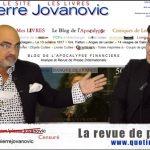 Pierre Jovanovic et Pierre-Yves Rougeyron: La revue de presse (décembre 2015)