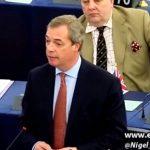 """Nigel Farage: """"ne pas contrôler nos frontières est une invitation au terrorisme !"""""""