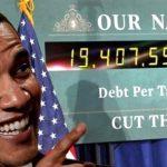 Officiel: Sous la présidence OBAMA, la dette publique s'est accrue de plus de 1.000 milliards de dollars par an