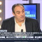 Olivier Delamarche sur BFM Business le Lundi 07 Décembre 2015